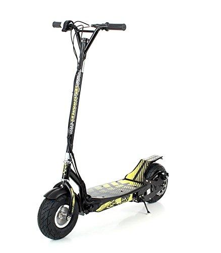 SXT300 Elektroroller 24V 300W – 20 km/h Escooter Elektroscooter E-Scooter schwarz