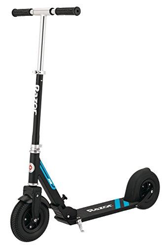 Razor Kids A5 Air, großer Scooter für Pendler, schwarz